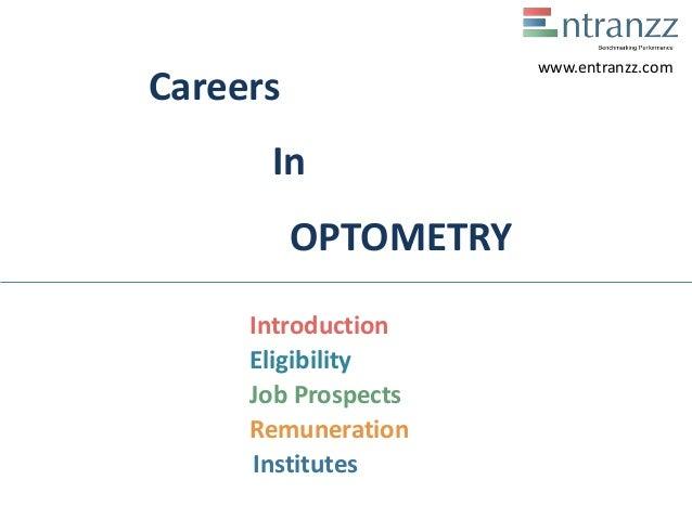 71d7d3a465 Careers in optometry