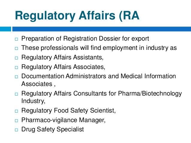 Careers In Pharma Industry