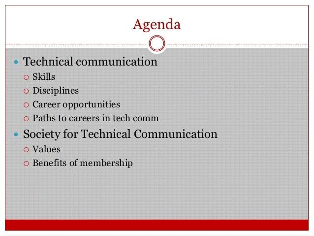 English (MA) – Technical Communication