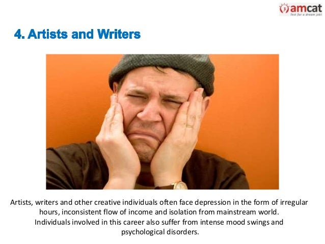 Careers with High Rates of Depression
