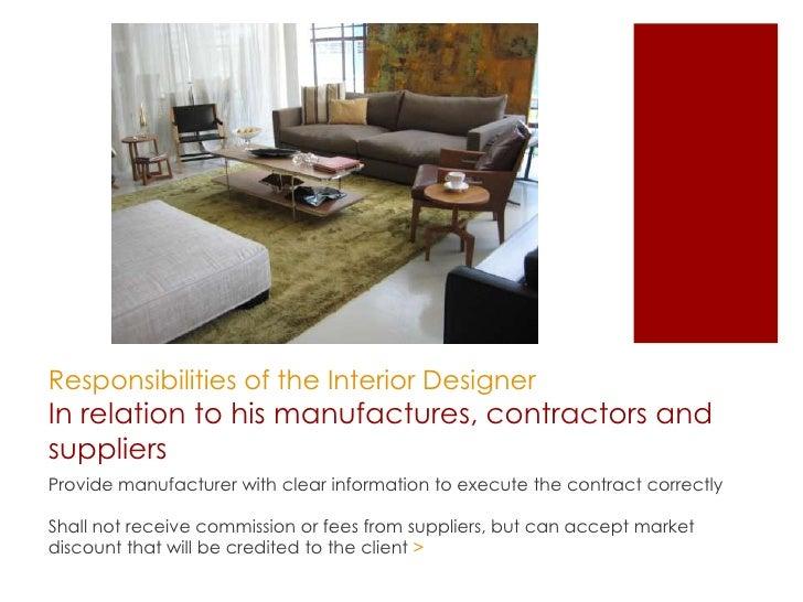 Career Talk on Interior Design