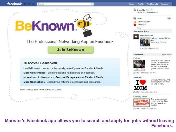 Facebook love finder app