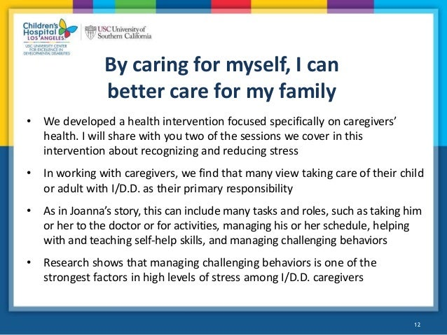 the family member as a caregiver essay In some cases, a physician is a family member's primary caregiver  dr fins's  essay is perhaps the only one in the collection that directly.