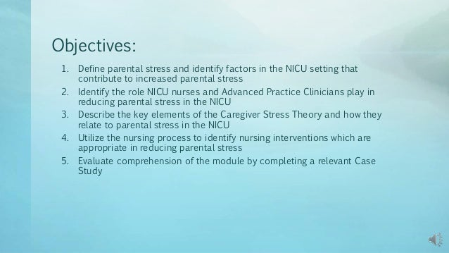 nursing concept analysis caregiver stress Nursing and coping with stress analysis was done using spss 18 of response to stress in nursing staff depends not only to the personality and one`s.