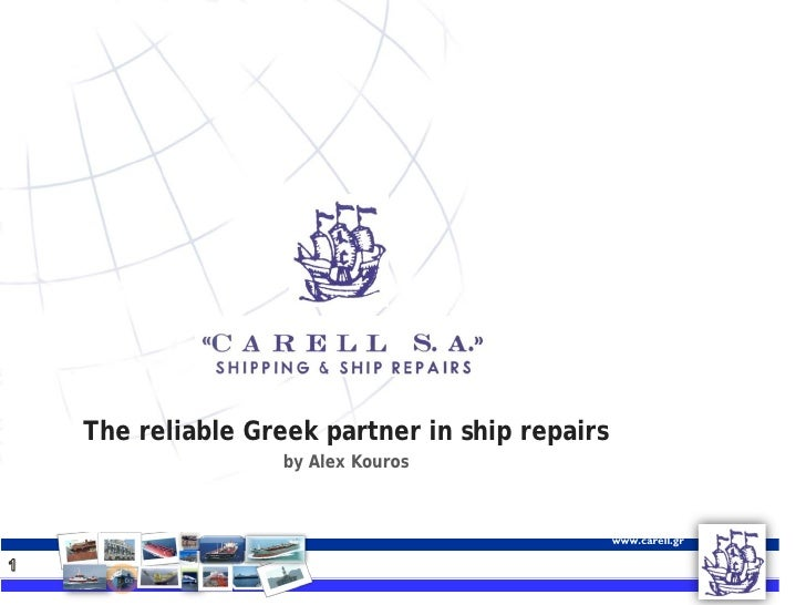 Constantly on the alert for new developments in the Marine sector                                                         ...