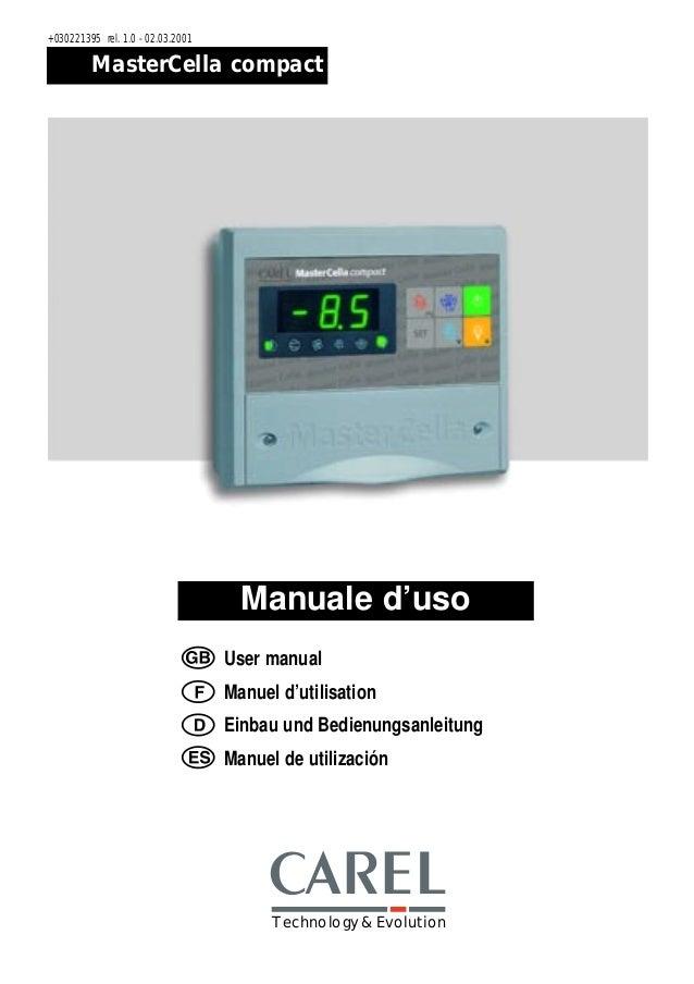 carel mastercella compact manuel d utilisation genie powermax 1500 user manual netgear genie user manual