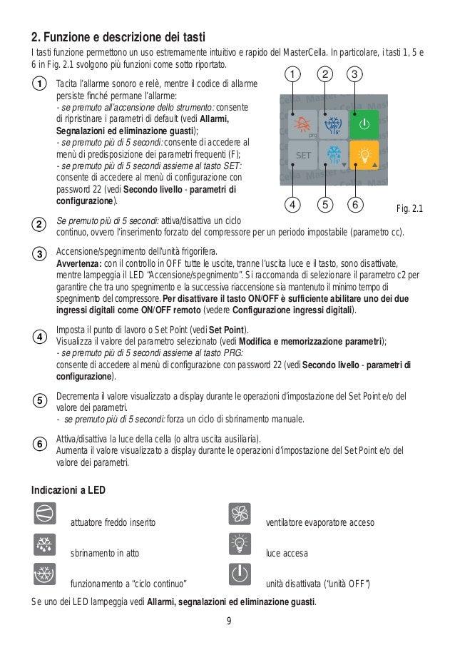 Carel mastercella manual