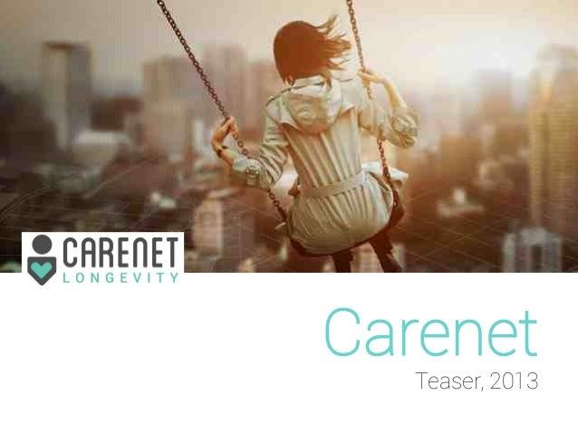 Carenet Teaser, 2013