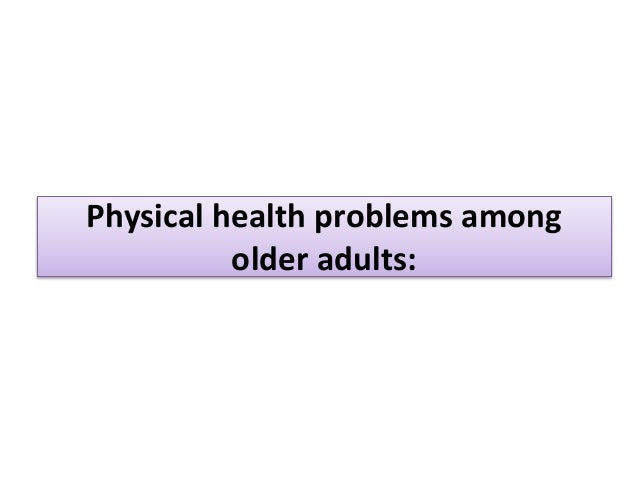 • Introduction : • Health maintenance and health promotion is very important. In health care of elderly following points a...