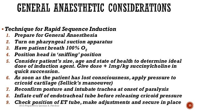 trauma airway management anaesthetic guidelines