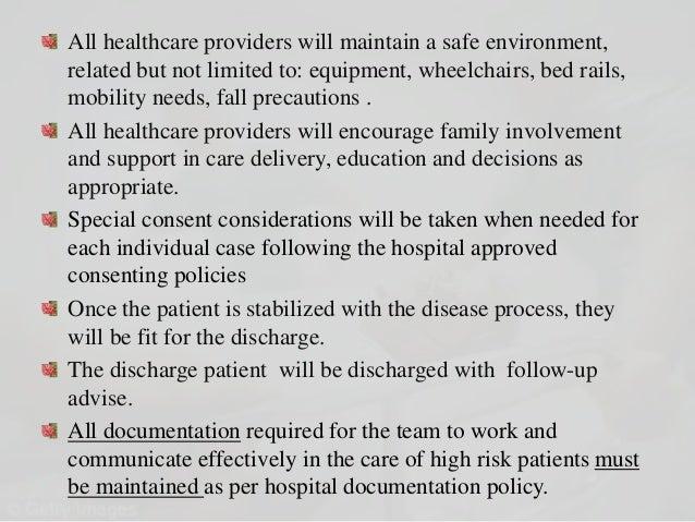 care of a vulnerable patient essay Nursing ethics, nursing practice - care of a vulnerable patient.