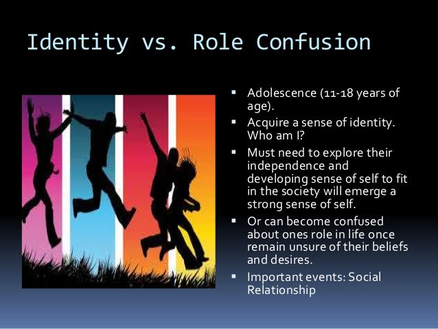 overcoming identity confusion in adulthood essay The fundamental purpose of these tasks is to form one's own identity and to prepare for adulthood  young adulthood  adolescence and adulthood essay.