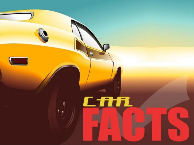 10 Car Facts