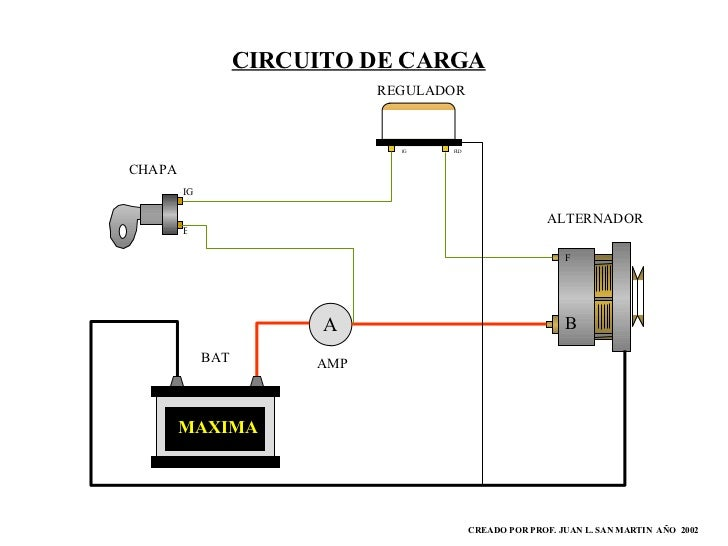 ... Carga Presentation on cs130 alternator wiring diagram ...