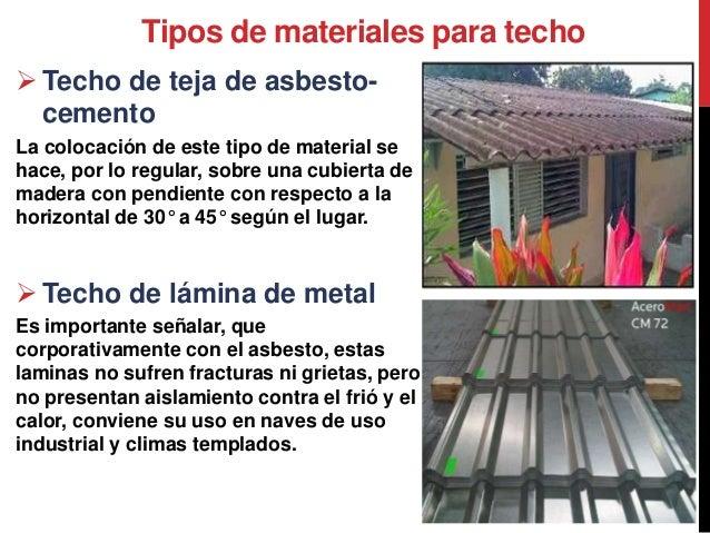 Cargas en armaduras para techos for Tipos de techos de tejas
