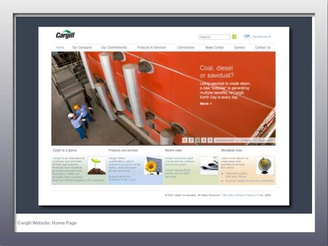 Case study: Cargill - Collaborating with smallholders to ...