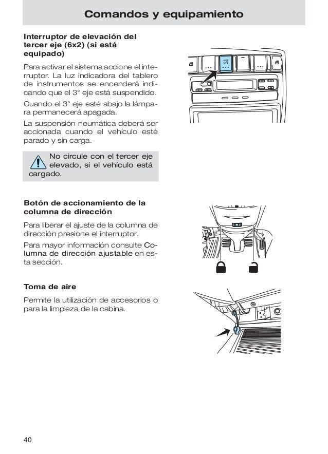 Manual De Propietario De Ford Cargo