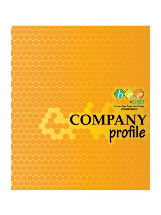Company Profile PT. Bee Bersama Cargo (Bee Cargo)