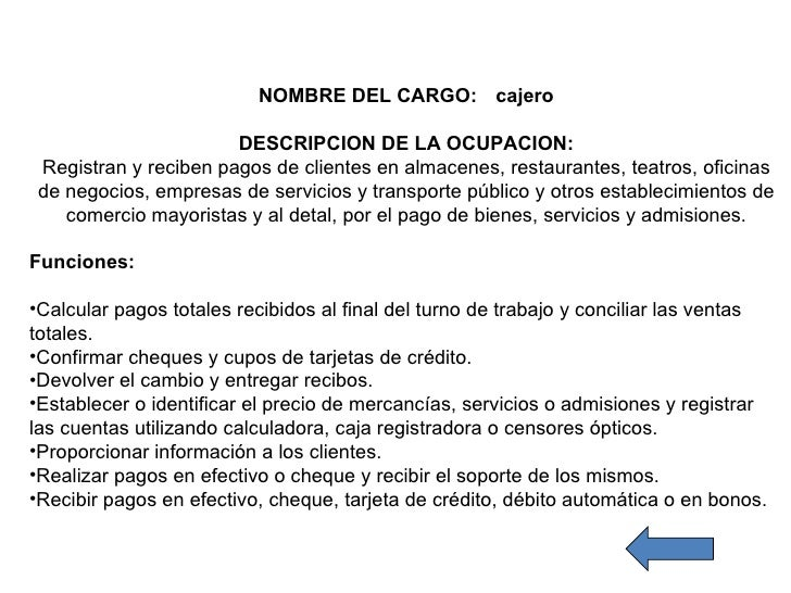 Cargos Distri Market