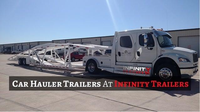 Car Hauler Trailer For Sale