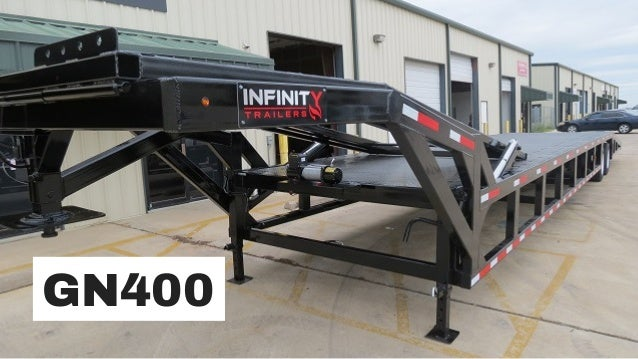 Car Hauler Trailers At Infinity Trailers