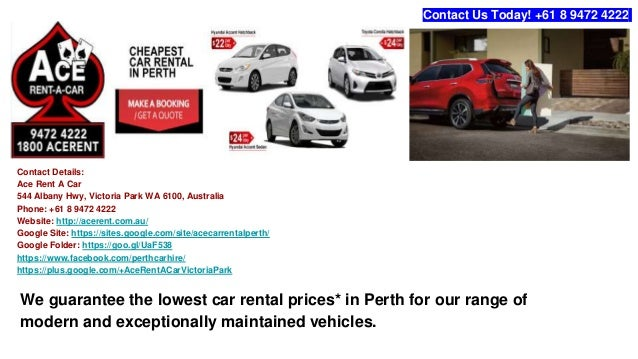 Car Hire Perth
