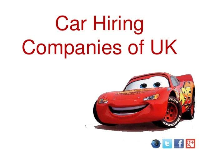 Car HiringCompanies of UK