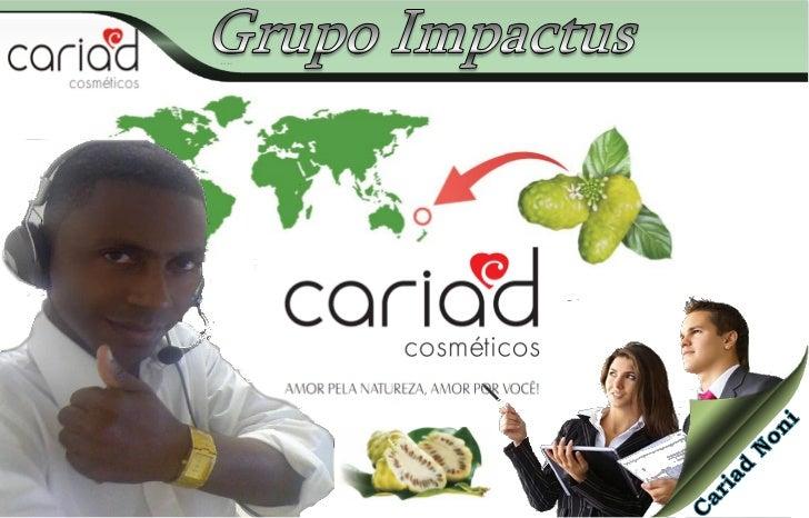 Cadastre-se através do link www.cariad.com.br/198