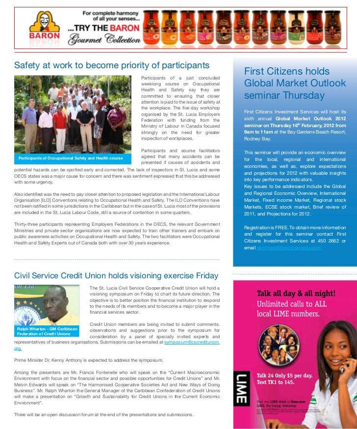The Caribbean Business Report