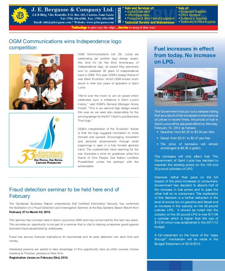 Caribbean Business Report