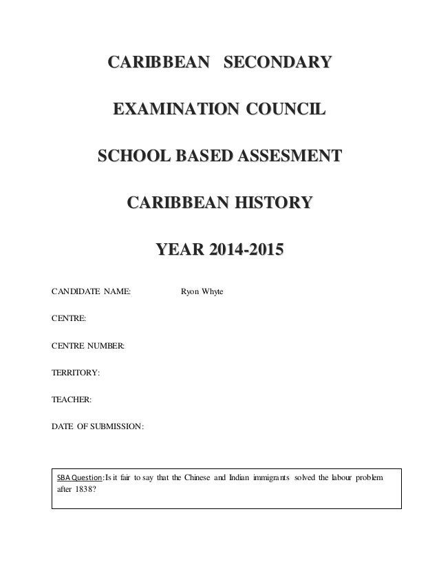 caribbean history sample questions Make yourself comfortable with the style of questions that will be presented on the ap exam by using these practice questions for multiple choice, long essay, and dbq.