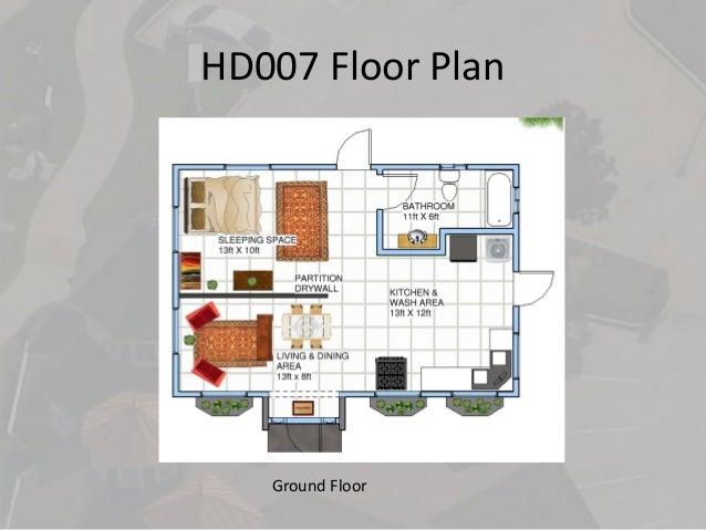 Superbe HD007 Floor Plan Ground Floor ...