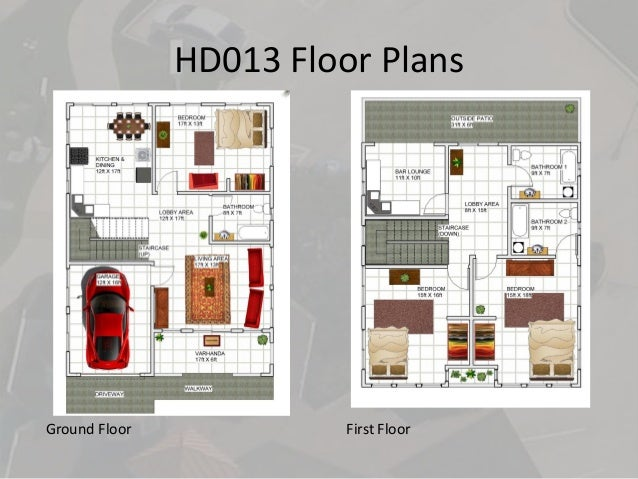 Caribbean House Plans v1