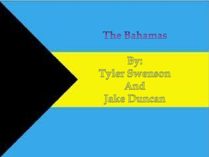    People in the Bahamas are able to speak any    language that they would like.   Most of the people prefer to speak En...