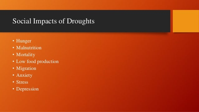 Study Says Droughts In The Southwest Could Become More ...