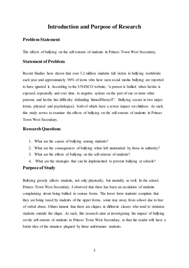 psychology research papers on bullying November 1, 2012 psychology topic essay bullying in schools every day thousands of children and adolescences wake up afraid to go to school from bullying.