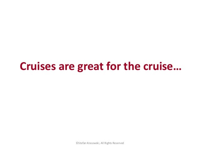 Caribbean Without the Cruise Ship by Rapid Travel Chai at FTUA DCA 2016 Slide 2