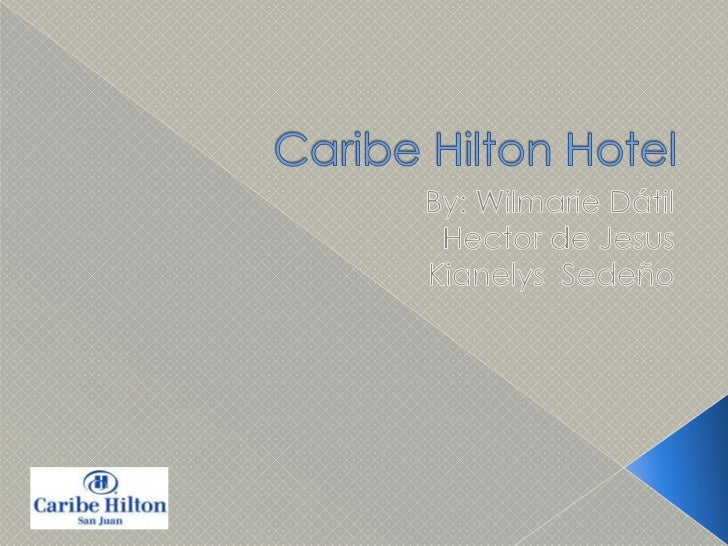 Resting on a beautiful peninsula in San Juan, Puerto Rico, the Caribe Hiltonhotel is one of the islands luxury hotels - an...