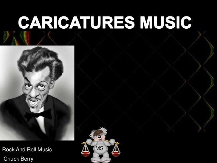 Rock And Roll Music   MSChuck Berry