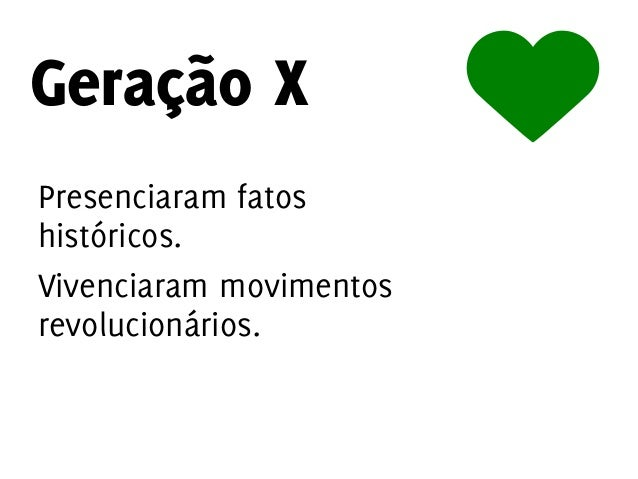 Geração YGeração Y 1980-20001980-2000