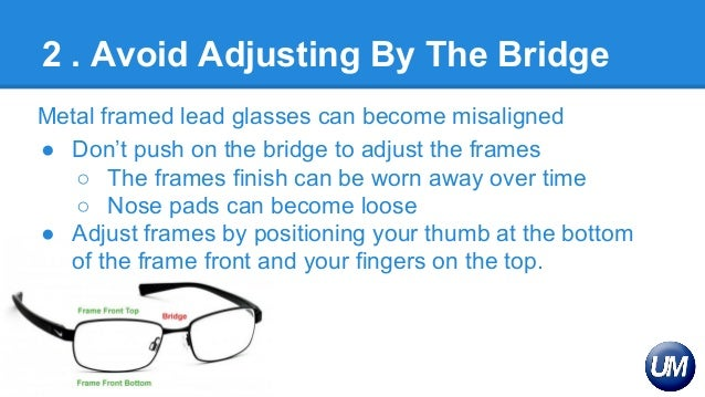 Caring For Your Lead Glasses: 7 Tips To Follow