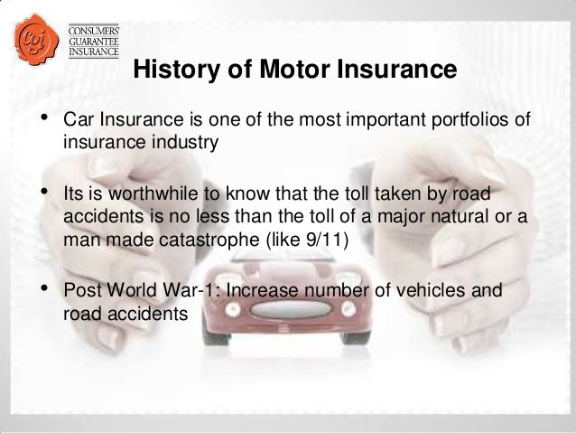 Image result for history of car insurance