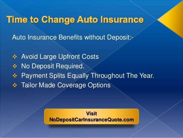how to change auto insurance companies