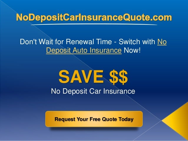 Car Insurance Companies Non Owners