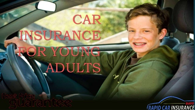 Most Affordable Car Insurance For Young Drivers