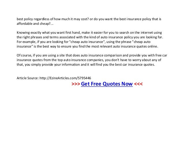 Car Insurance Quotes Online Free New Car Insurance Quotes Online Free