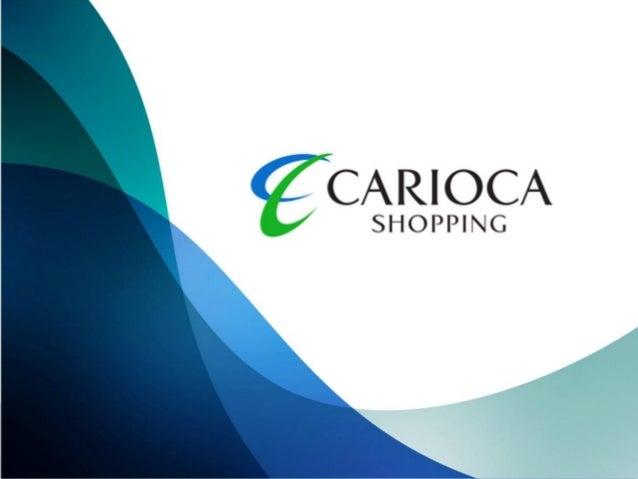 • É a maior desenvolvedora de shopping centers do Brasil • Atua em todas as fases de implementação de um shopping center: ...