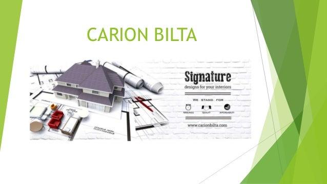 CARION BILTA