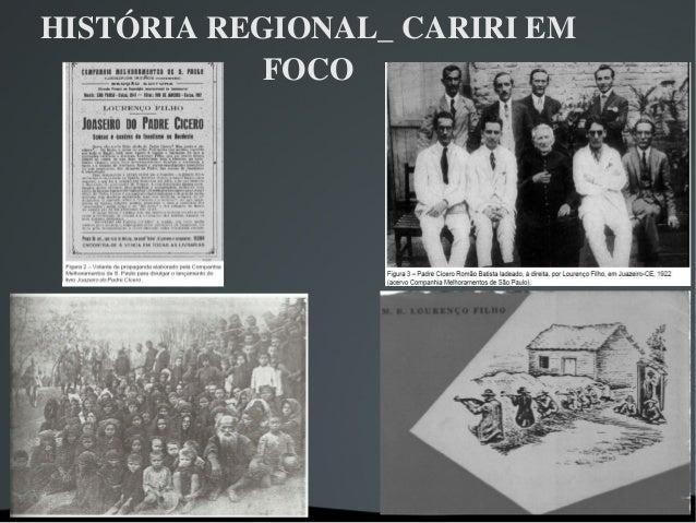HISTÓRIAREGIONAL_CARIRIEM FOCO