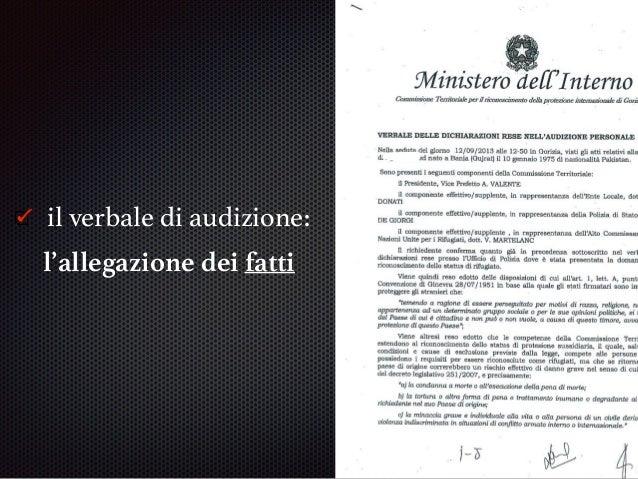 "Tutela giurisdizionale dei ""rifugiati"" (How to ensure ..."